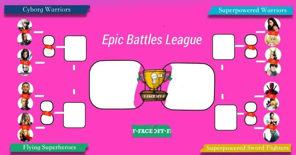 Epic Battles League