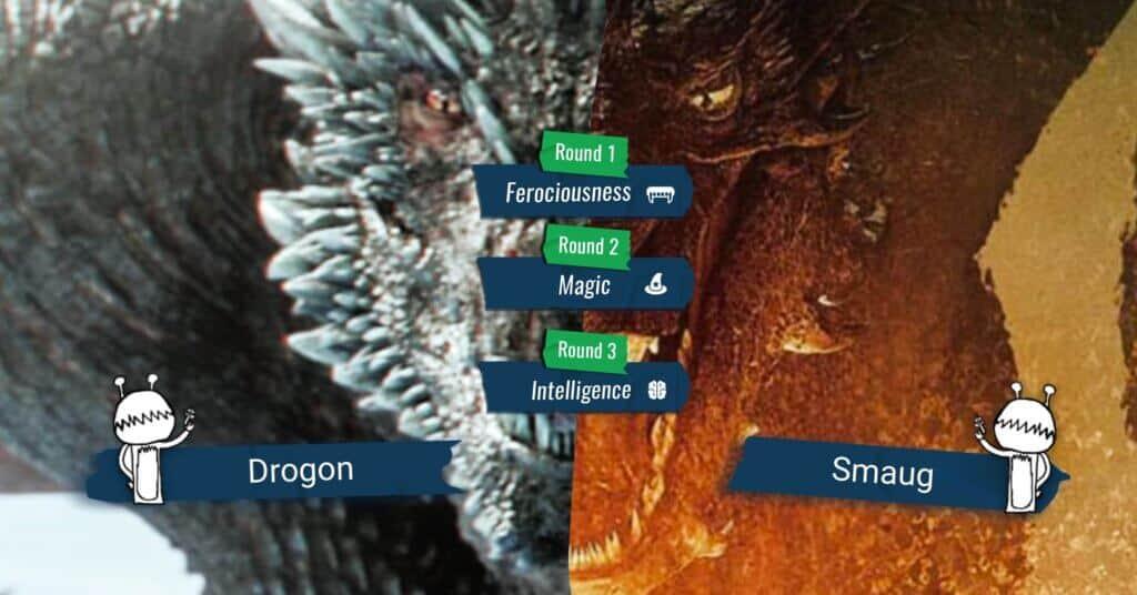 Smaug vs Drogon: Who Would Win?