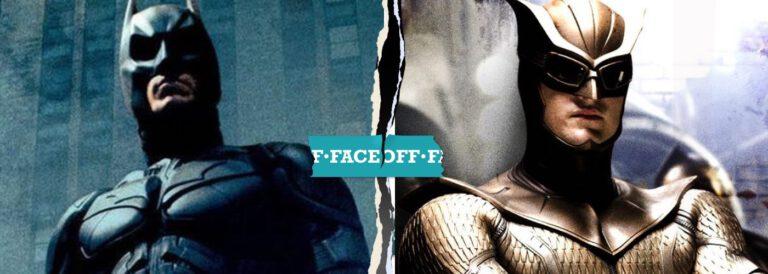 Batman vs Nite Owl