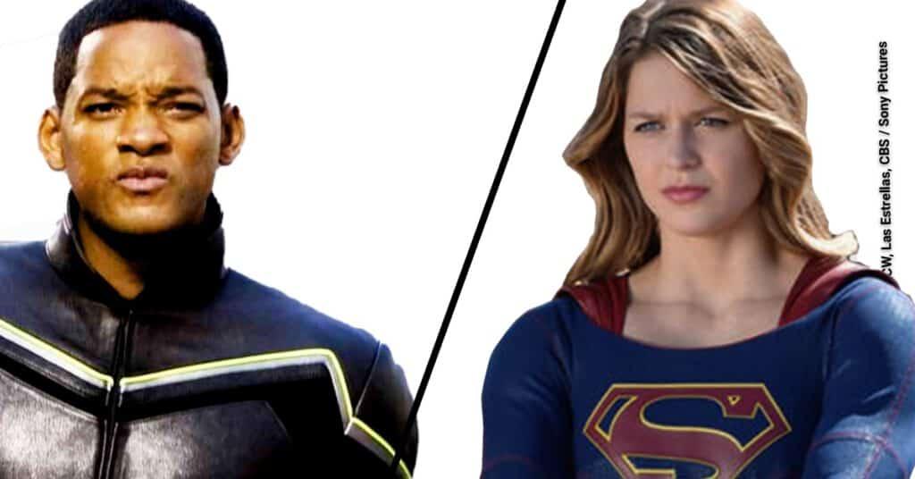 Supergirl vs Hancock
