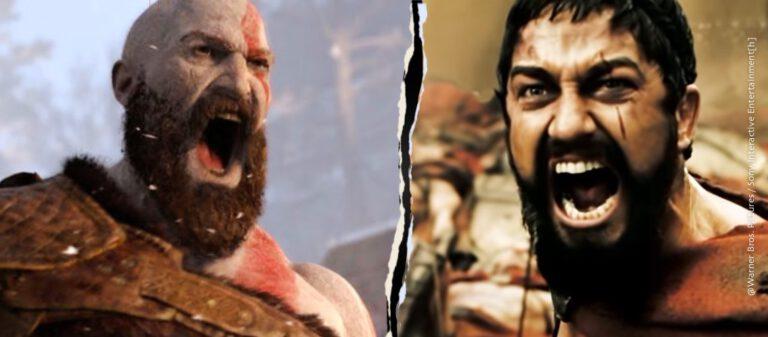 Spartan Warriors in Movies