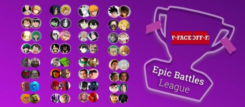 East vs West Epic Battles League Group Stage
