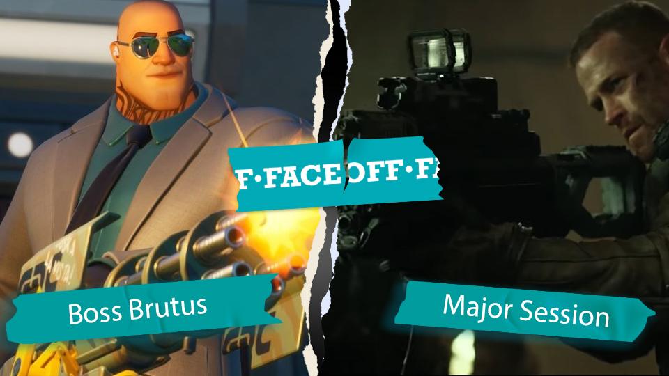 Heavy-Hitting Warriors