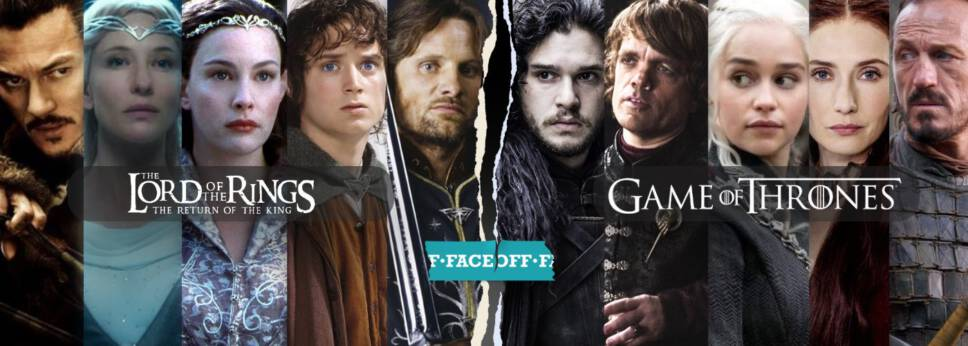 The Lord of the Rings vs Game of Thrones