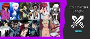 Sword Fighters Anime List