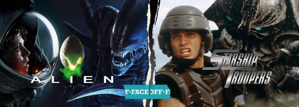Aliens vs Starship Troopers