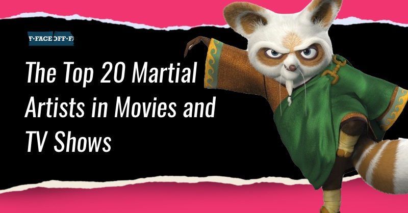 Martial Artists in Movies and TV