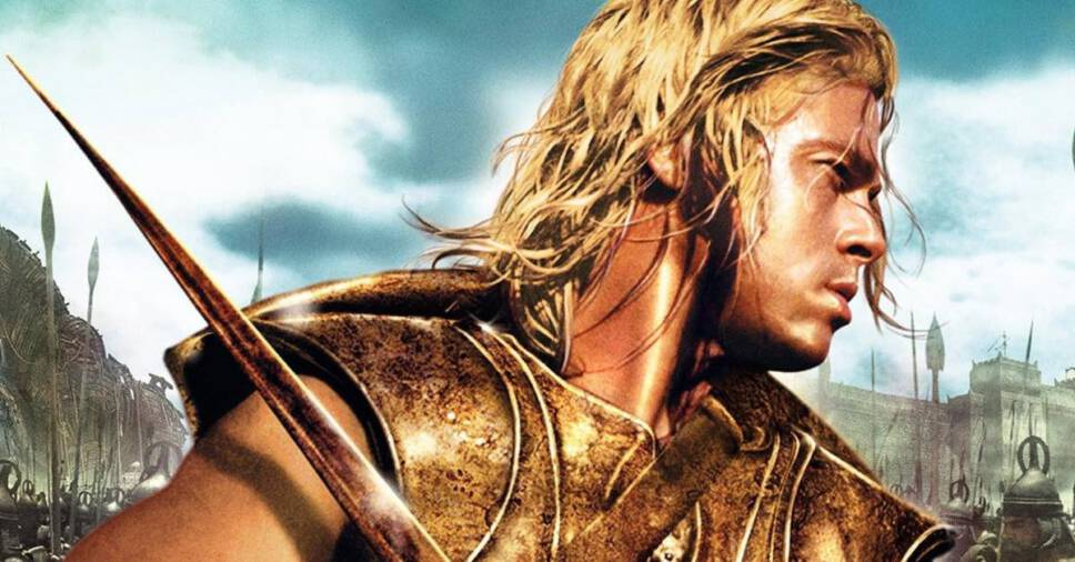 The top 30 Sword Fighting Legends in Movies and TV Shows, Achilles, Troy