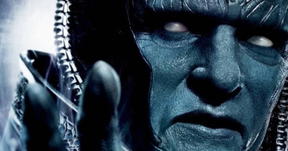 Apocalypse, X-Men Apocalypse, #2 Blue Superhero
