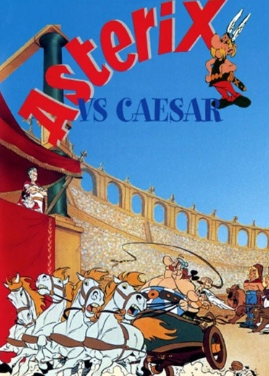Gladiator movies and TV Shows: Asterix and Caesar (1985)