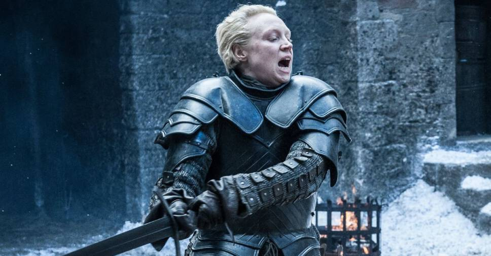 The top 30 Sword Fighting Legends in Movies and TV Shows, Brienne, Game of Thrones
