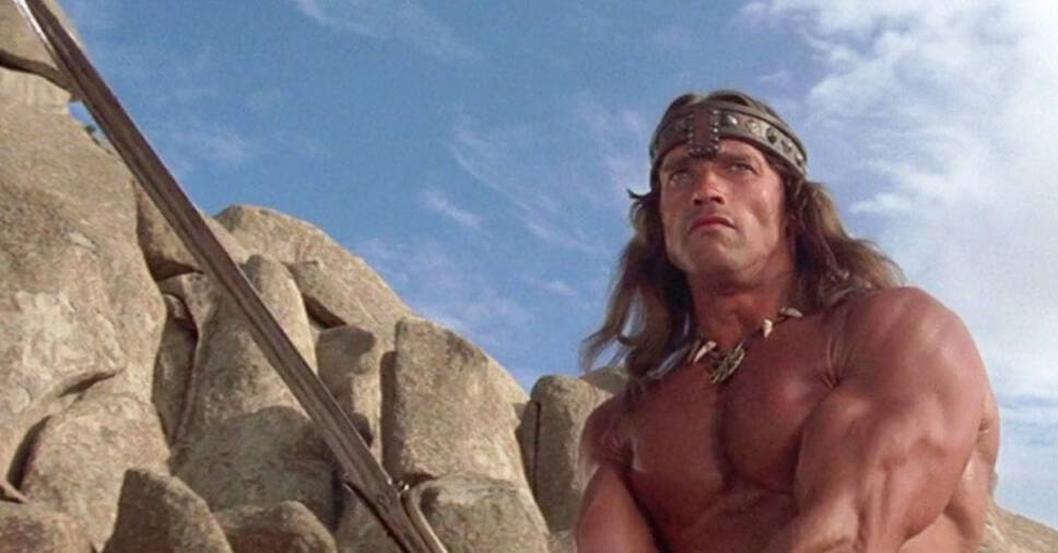 The top 30 Sword Fighting Legends in Movies and TV Shows, Conan, Conan the barbarian