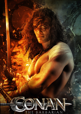 Gladiator movies and TV Shows: Conan the Barbarian (2011)