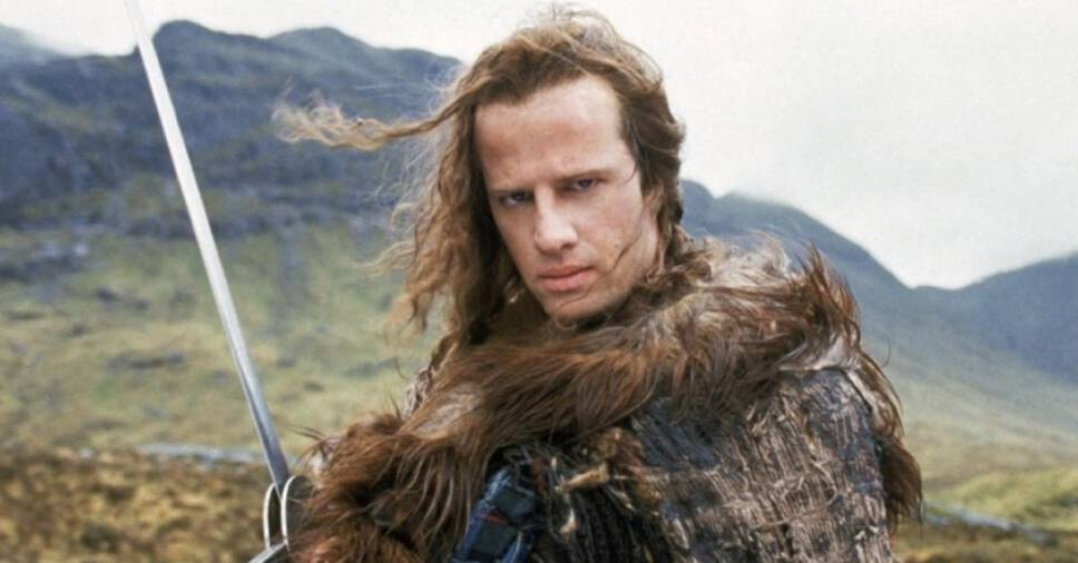 The top 30 Sword Fighting Legends in Movies and TV Shows, Connor McLeod, Highlander