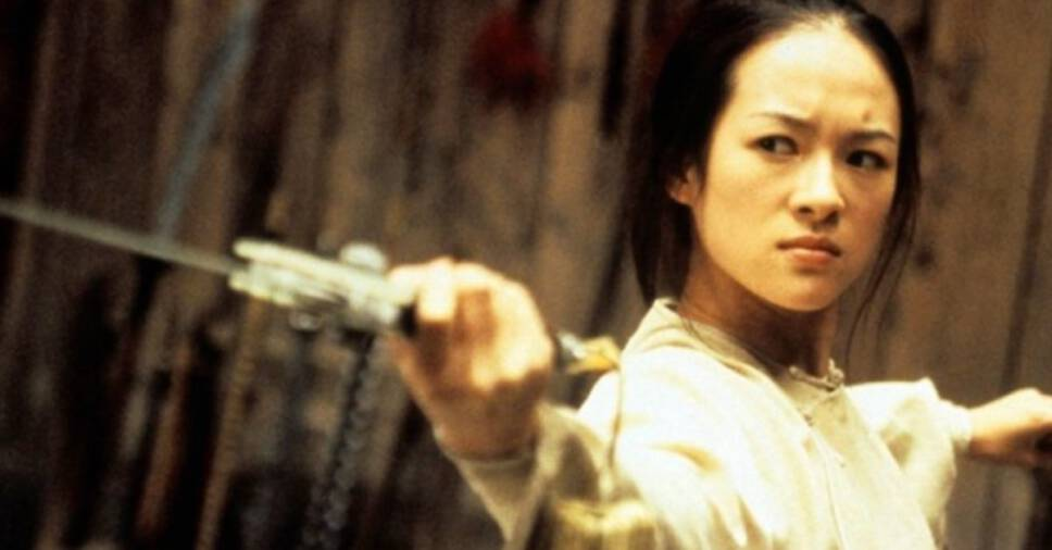 The top 30 Sword Fighting Legends in Movies and TV Shows,  Jen Yu, Crouching Tiger Hidden Dragon
