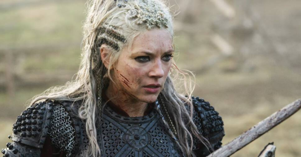 The top 30 Sword Fighting Legends in Movies and TV Shows, Lagertha, Vikings