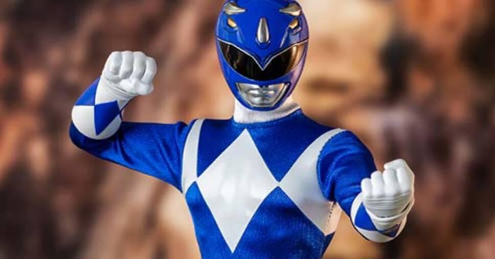 The Blue Ranger, Mighty Morphin Power Rangers, TV series, #18 Blue Superhero