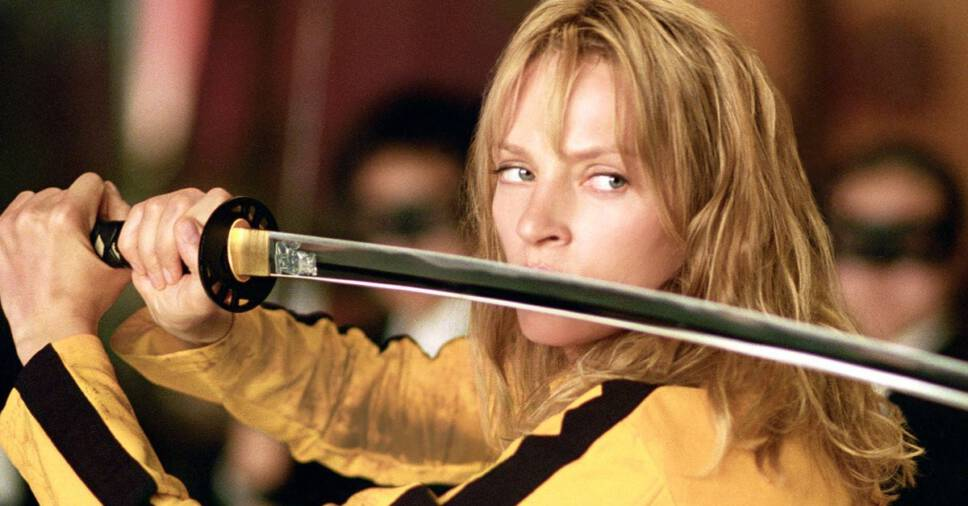The top 30 Sword Fighting Legends in Movies and TV Shows, The Bride, Kill Bill