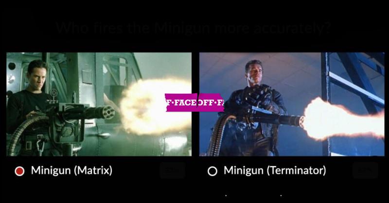 The Matrix vs Terminator