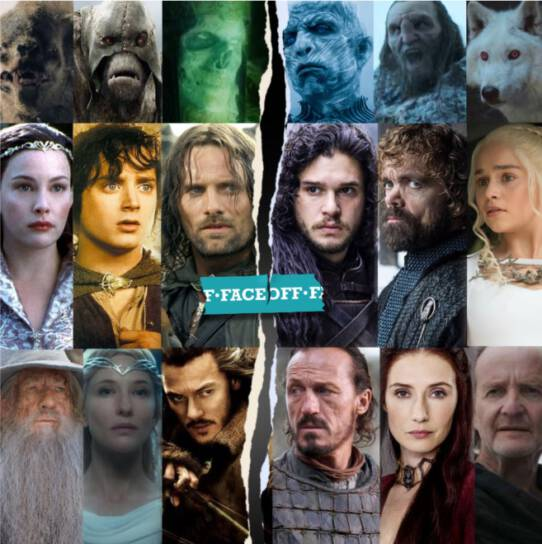 Lord of the Rings vs Game of Thrones: Which is better?