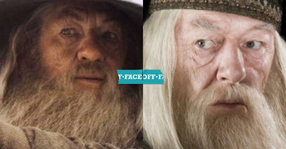 The Lord of the Rings vs Harry Potter