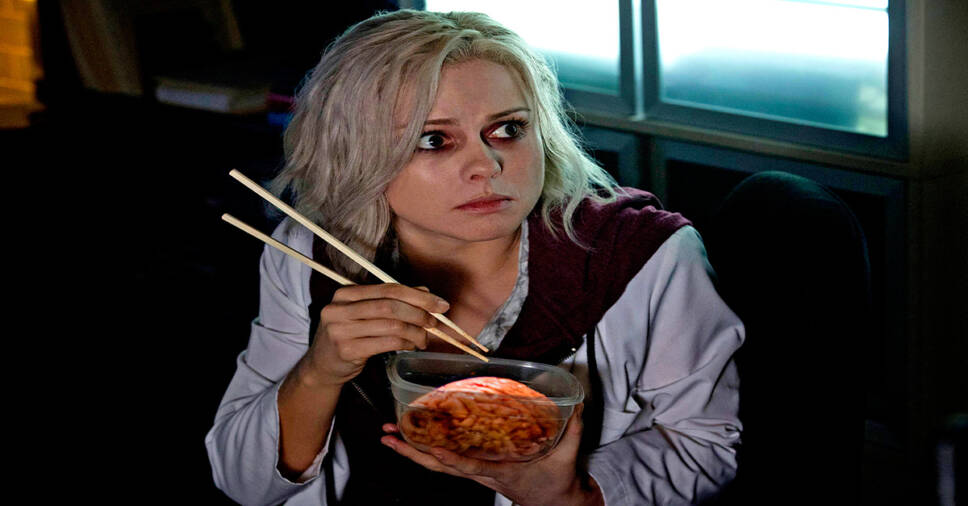 best zombies in TV shows, Liv Moore iZombie