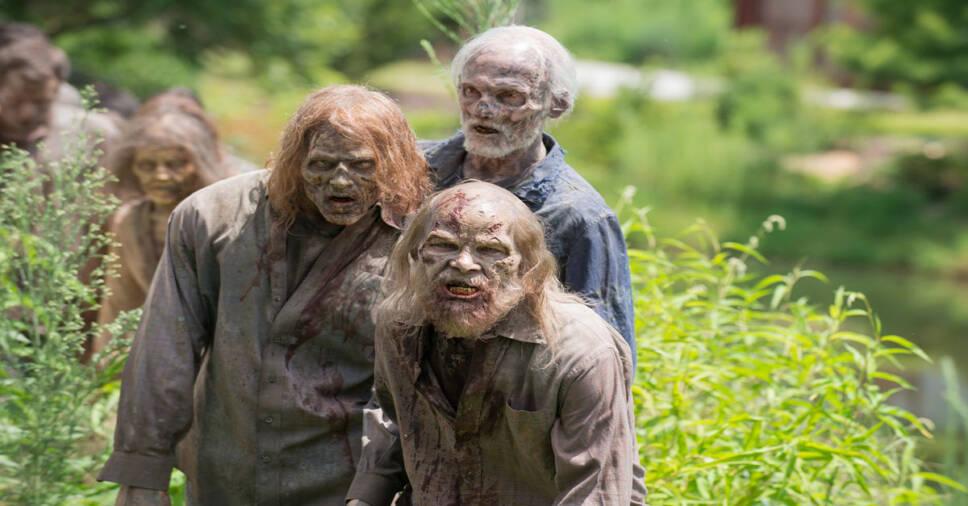 best zombie in TV shows, #10 the walking dead