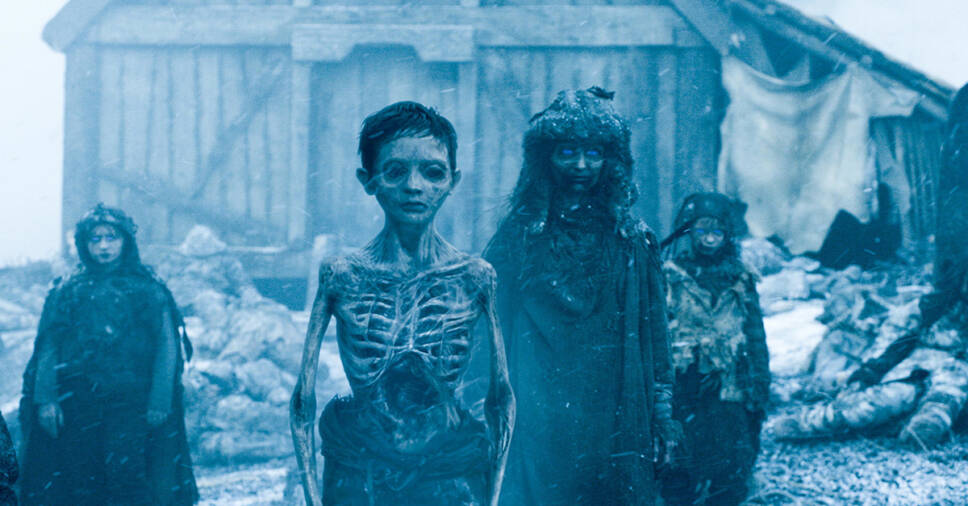 best zombies in TV shows, #3 Wights (Game of Thrones, TV series)