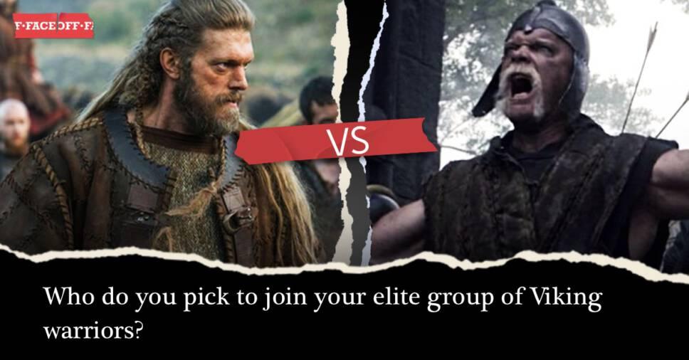 vikings vs vikings