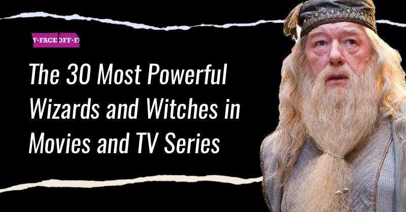 powerful wizards