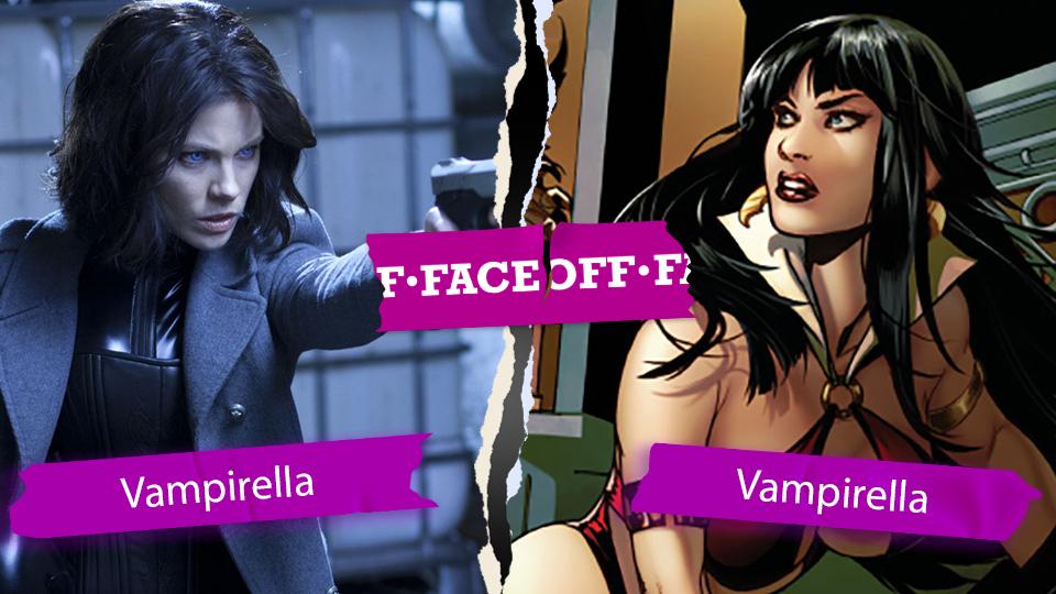 Movie and TV Seris Vampires