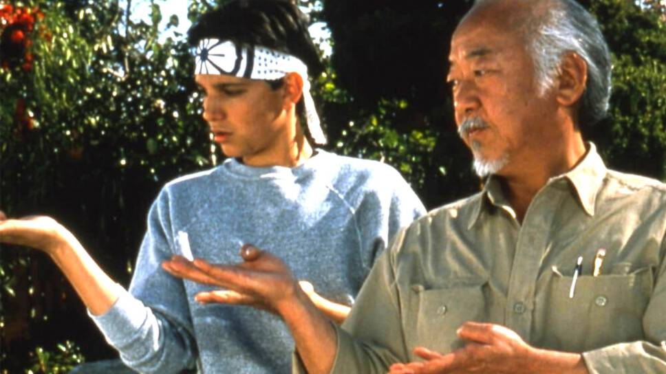 Martial Artists in Movies and TV shows
