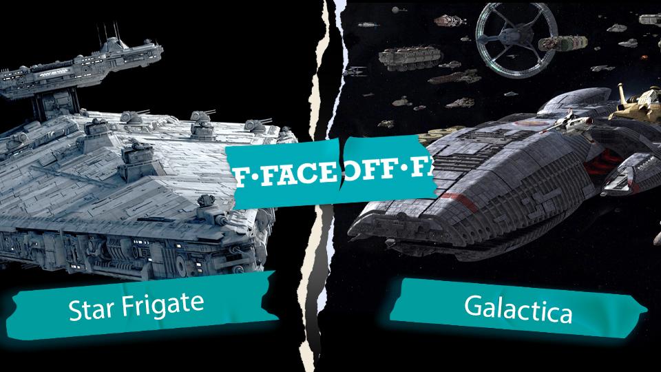 Battleships Faceoff