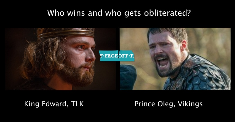 warrior-kings in tv shows and movies