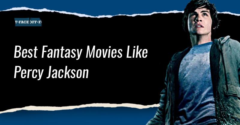 movies like percy jackson