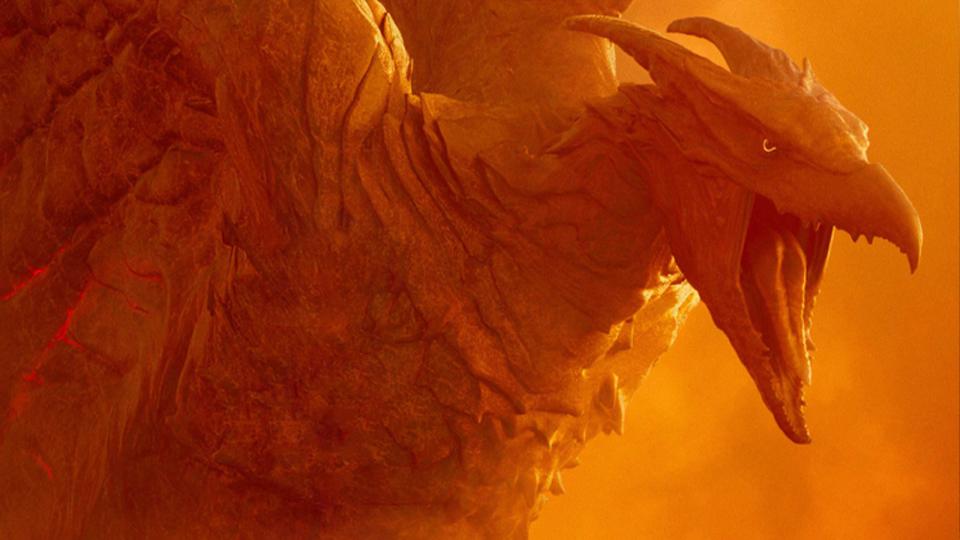 dragons battle