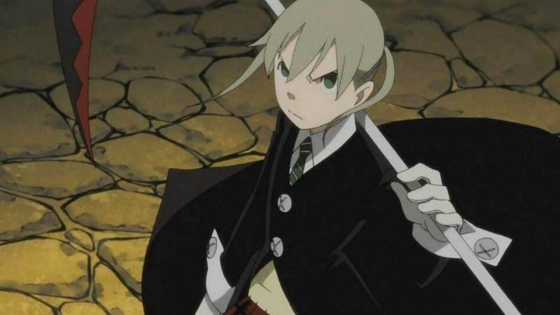 anime swords woman