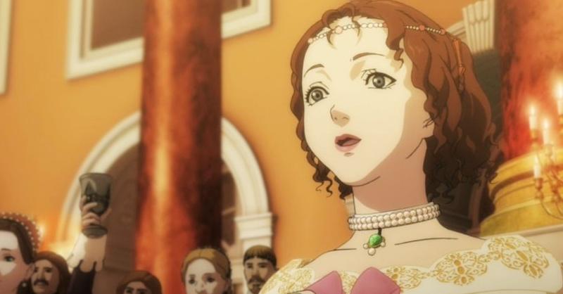 anime princesses