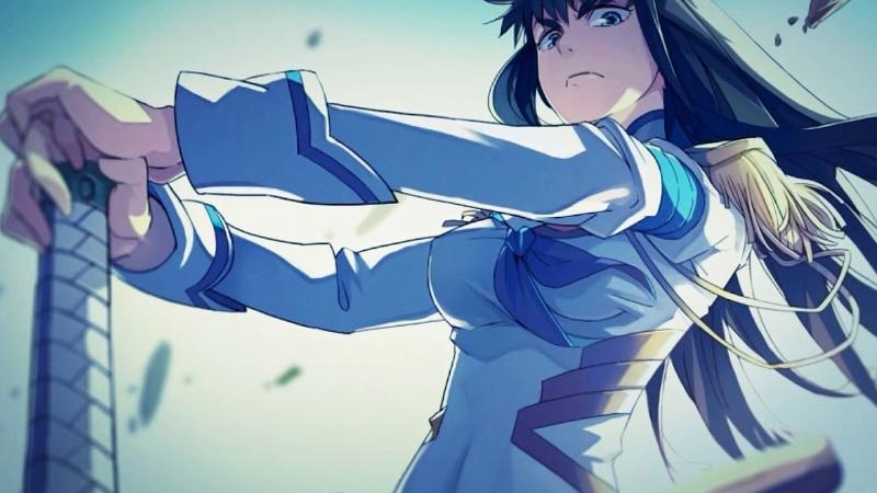 anime swordswoman