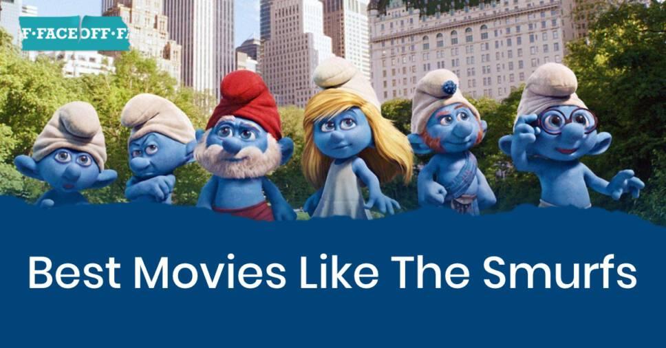 movies like the smurfs