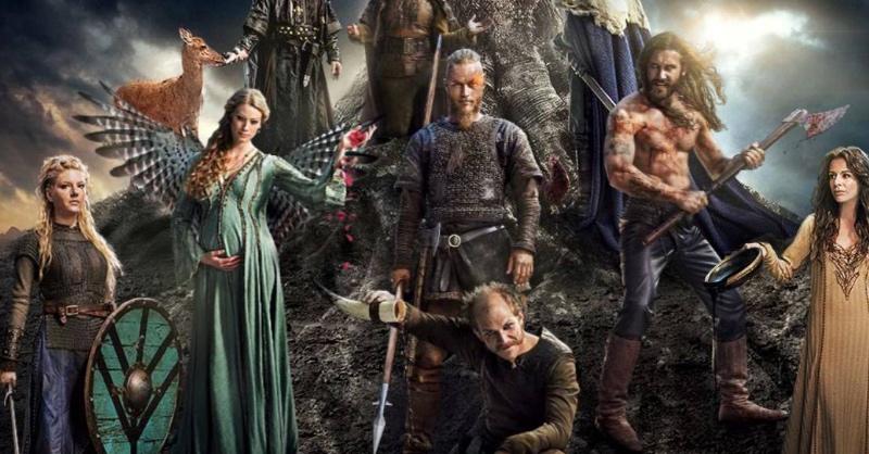 Medieval TV series