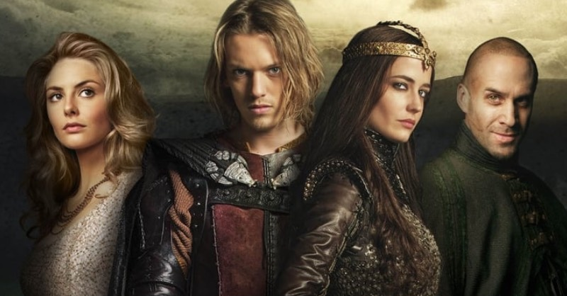 Series Like The Tudors