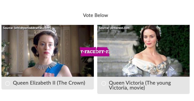 Fictional Queens