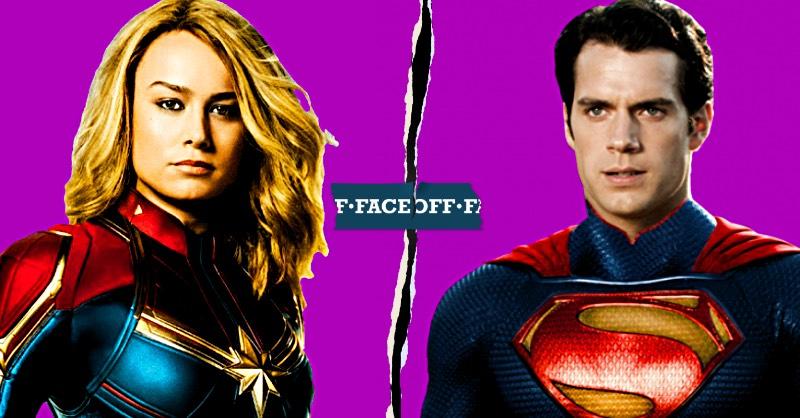 superman vs captain marvel