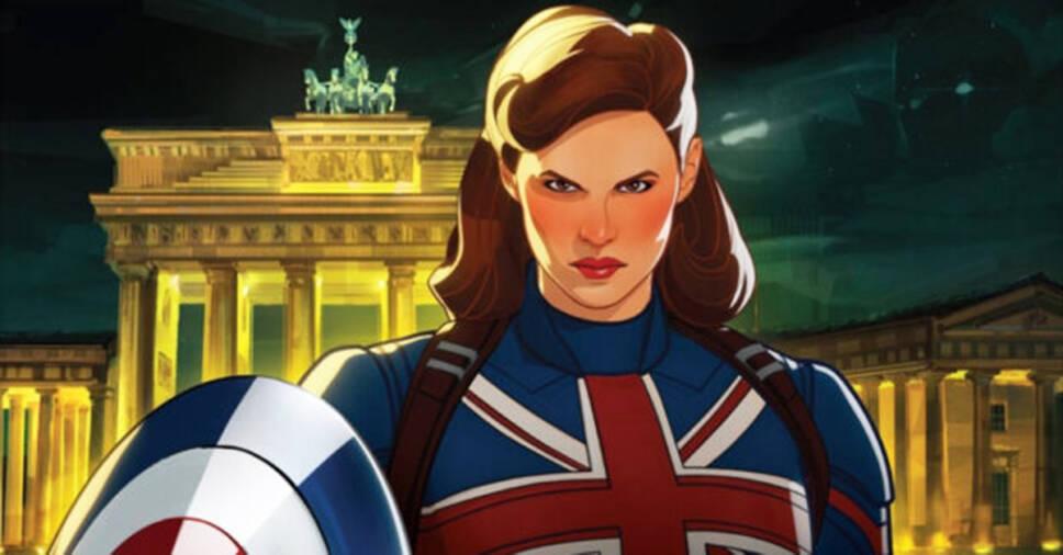 Marvel Female Superheroes: Captain Peggy Carter