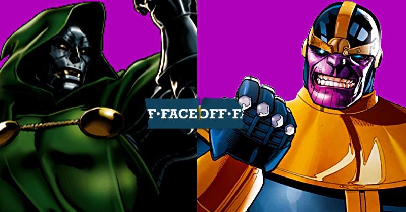 Doctor Dooms vs Thanos