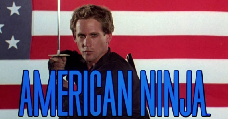 Ninjas in movies and TV shows