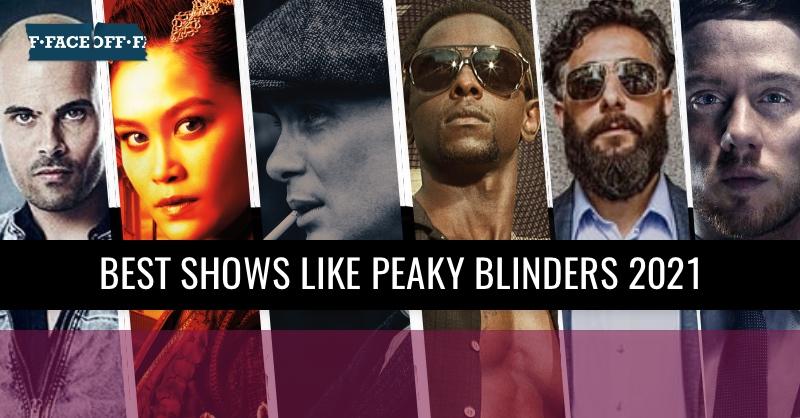 best shows like peaky blinders