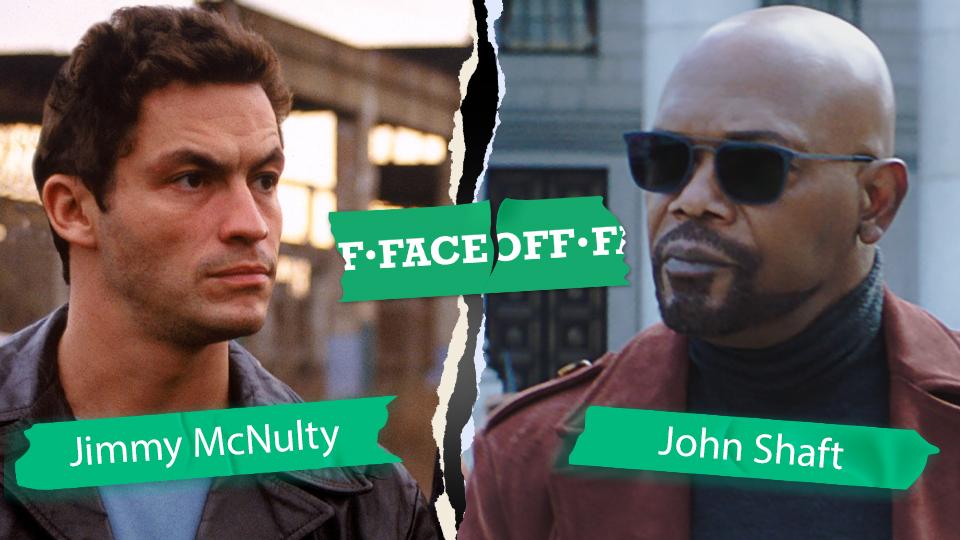 Detective John Shaft vs Jimmy McNulty