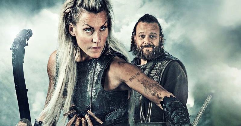 medival tv series: Norsemen Netflix